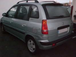 Hyundai Matrix 1.3CRDI - 2002