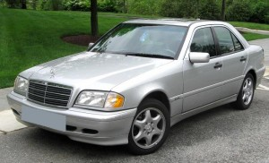 1st_Mercedes-Benz_C280