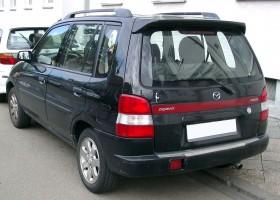 Mazda_Demio_rear_20070926